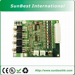 Protection Circuit Board (PCB) for 37V 10S Li-ion and Li-Polymer Battery