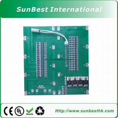 Protection Circuit Board (PCB) for 40.7V 11S Li-ion and Li-Polymer Battery