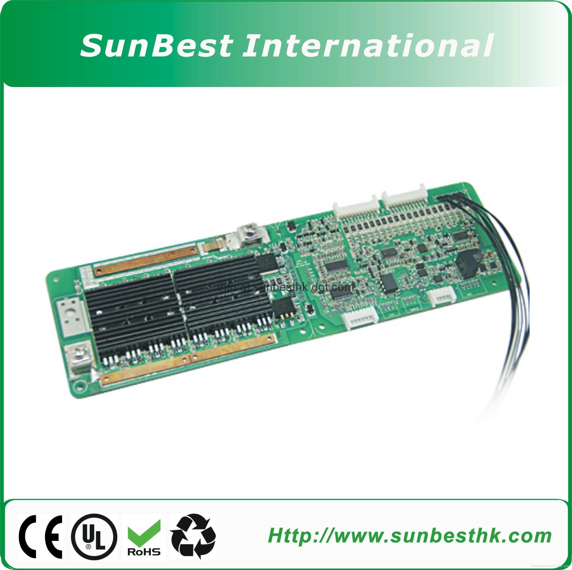 Battery Management System (BMS) 48.1V 13S Li-ion and Li-Polymer Battery