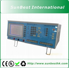 Cable Electrical Performance Testing Machine
