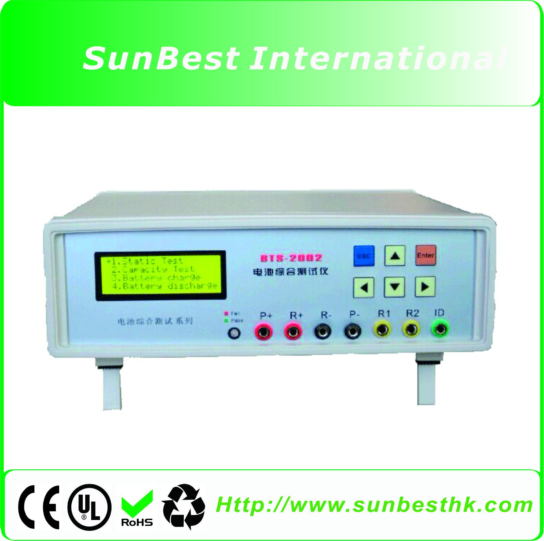 Lithium Ion-Battery-Tester