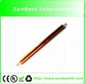 2 PCS Red Copper Electrode (Φ6mm* 150mm