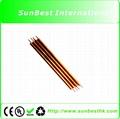 4 PCS Red Copper Electrode (Φ6mm* 150mm