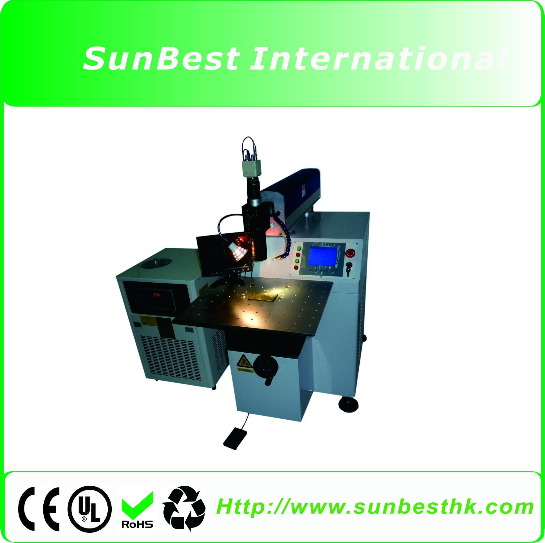 Laser Welding Machine For Aluminum,Copper,Nickel Tabs