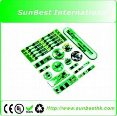 Protection Circuit Module (PCM) For 3.7V Li-ion/Li-Polymer Battery 1S Packs