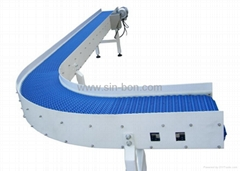 Bend Conveyor