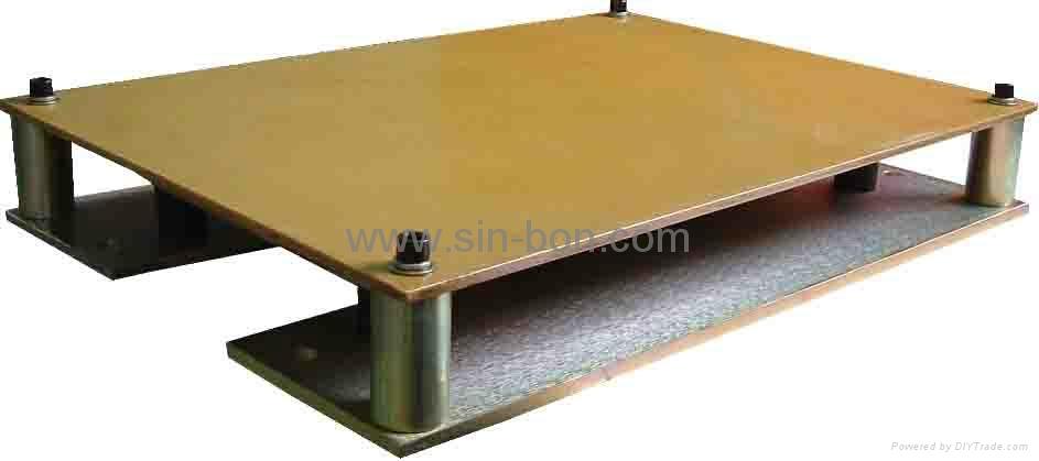 Flat Metal Detector