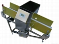 Inclined Conveyor Metal Detector