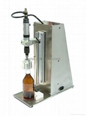 pneumatic screw capping machine