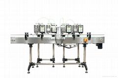 數字型齒輪泵液體灌裝機
