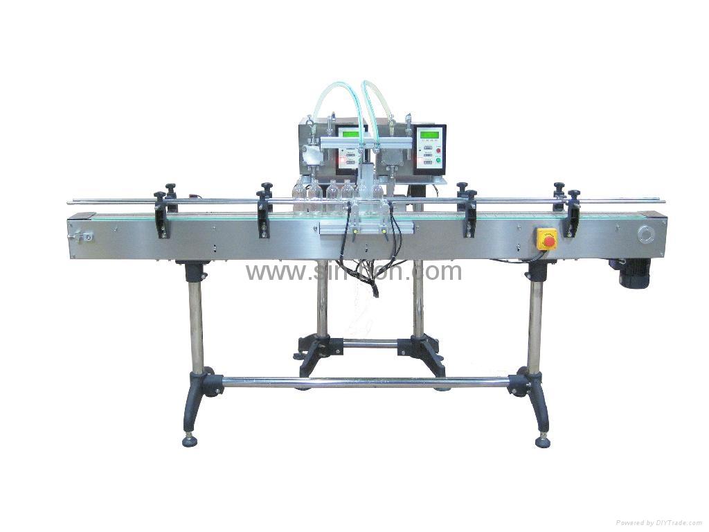 Digital Liquid Filling Machine 2