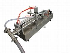 Semi-Automatic Liquid Filling Machine (Piston Type)