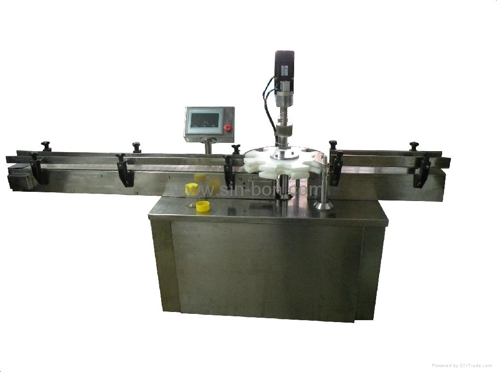 Automatic screw capping machine hong kong manufacturer