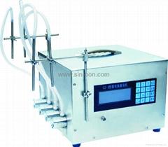 经济型液体灌装机