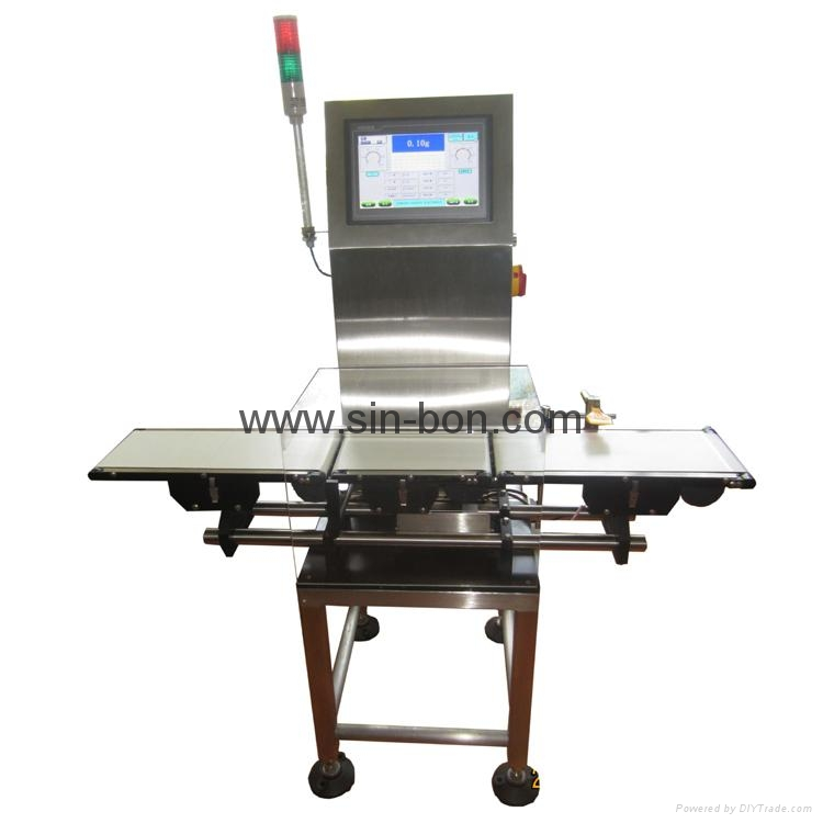 High Accuracy Check Weigher 2