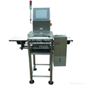 High Accuracy Check Weigher 1