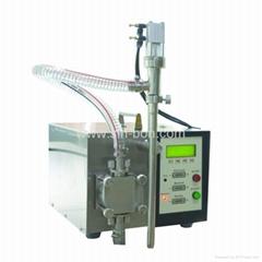 气动台式液体灌装机