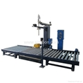 Drum Filling Machine for one pallet drums