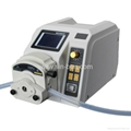 小型蠕動泵液體灌裝機