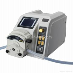 小型蠕动泵液体灌装机