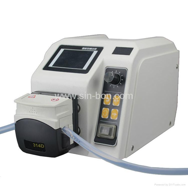 蠕动泵液体灌装机 2