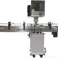 Straight Line Screw Capping Machine
