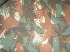 Printed Nylon Oxford