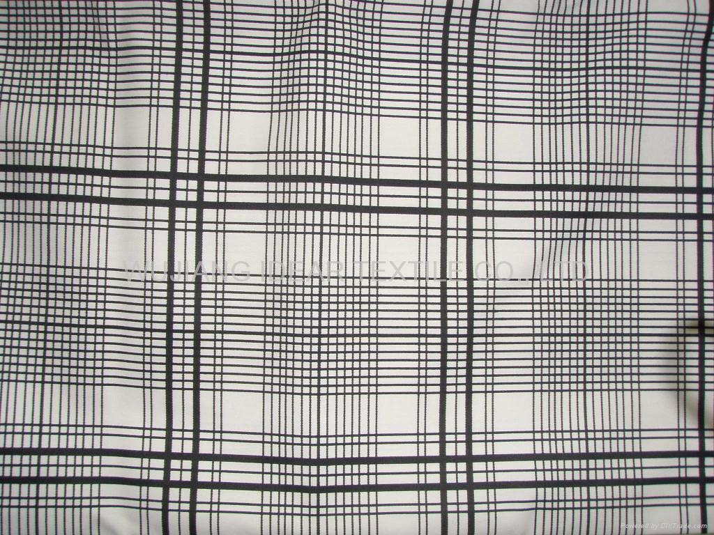 Polyester Nylon Cotton Fabric
