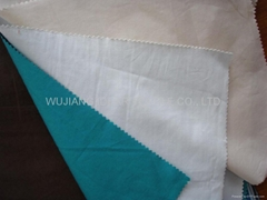 Plain Nylon Cotton Fabric