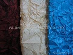 Crinkled Nylon Polyester