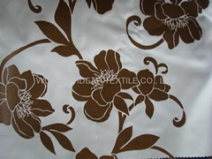 Polyester Flocking Fabric