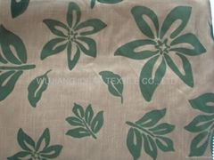 Nylon Polyester Flocking Fabric