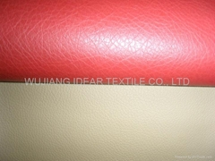 PU Leather Fabric