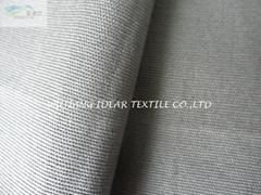 100%cotton Elastic Canvas Fabric