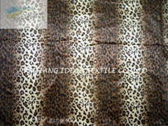 Leopard Printed Micro-Terry