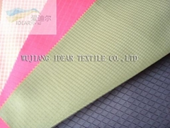 Jacquard Ecossais Oxford Fabric
