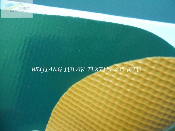 阻燃PVC夹网布/防水油布 1