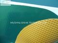 阻燃PVC夹网布/防水油布