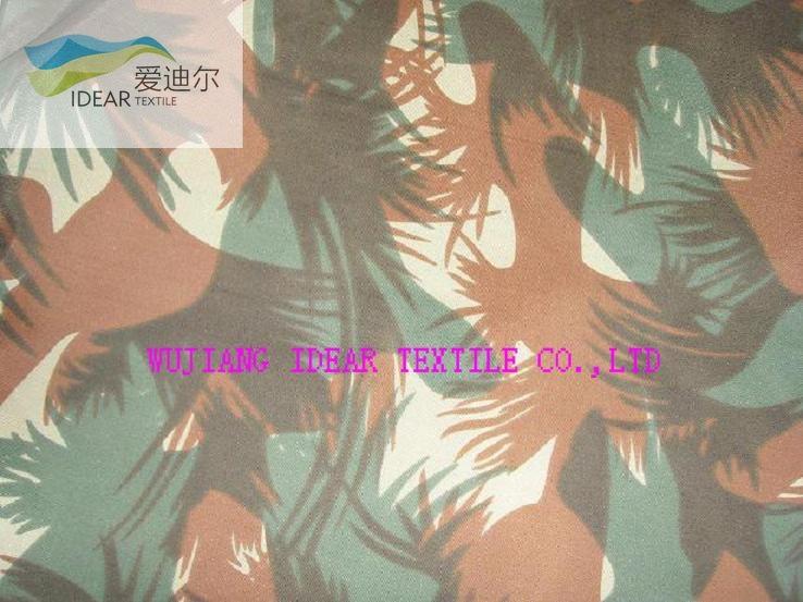 Printed Nylon Oxford Fabric PVC coating