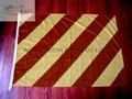 斜条纹旗布 1