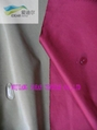 Nylon/Polyester Micro Peach Skin Fabric Coated PU For Garment 2