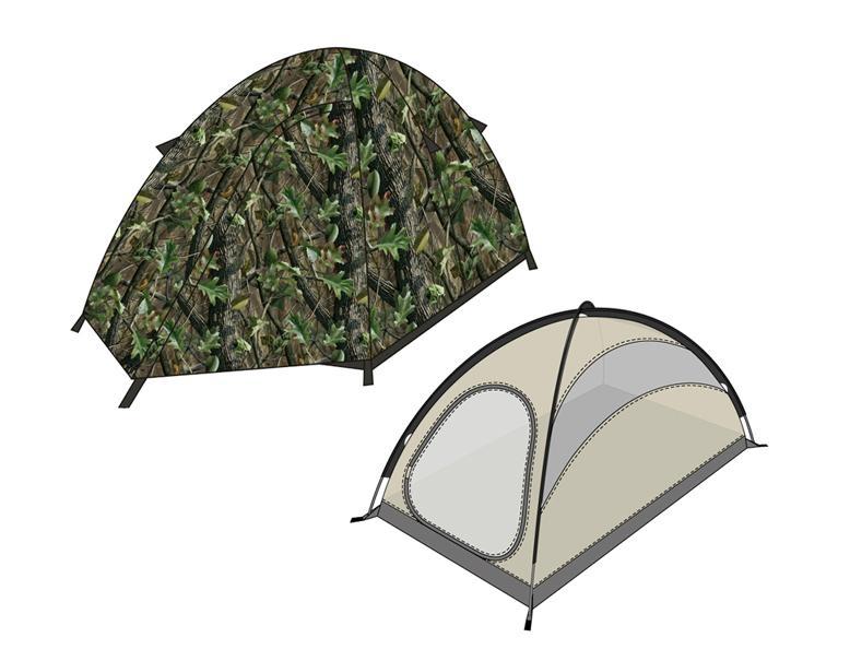 迷彩帐篷布 2