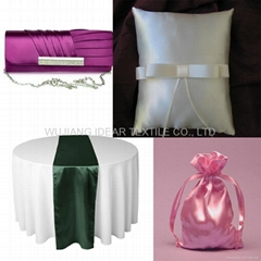 Satin Fabric for Cover/Gift Packaging