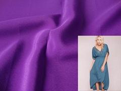 100% Polyester Koshibo Fabric for Lady Dress