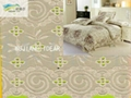 Pure Cotton Jacquard Fabric For Home