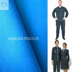 21S Twill TC 65/35 Fabric for Uniform