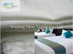 21S Wide Width TC65/35 Greige Fabric for Bed Sheet/Home Textile