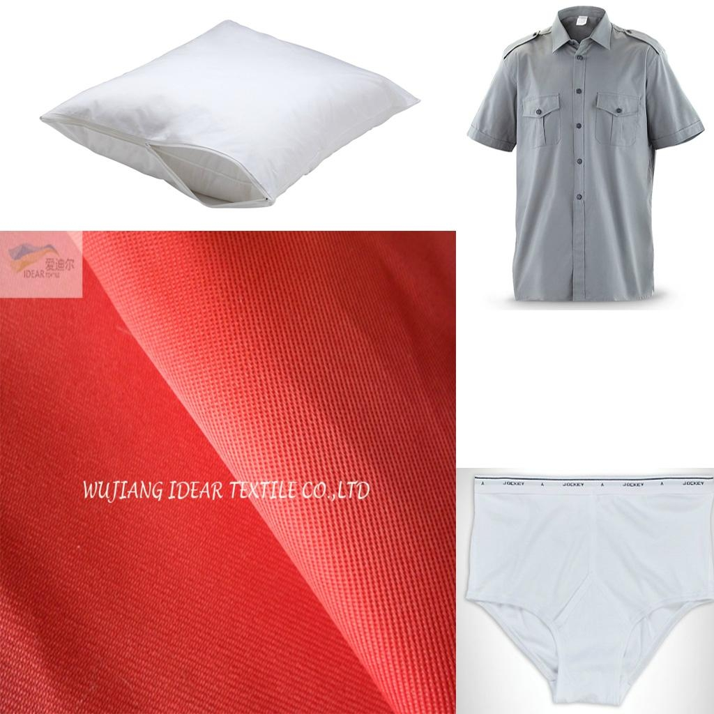 3/1 Twill 45%Polyester 55%Cotton Fabric 200D*10S