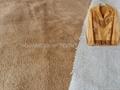 涤棉麂皮绒 夹克衫 休闲服面料