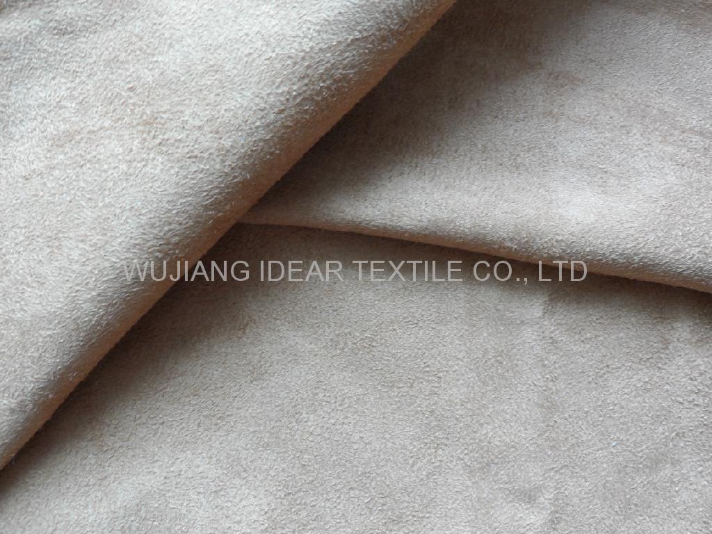 35%滌綸65%棉麂皮絨 夾克衫 外套面料 2
